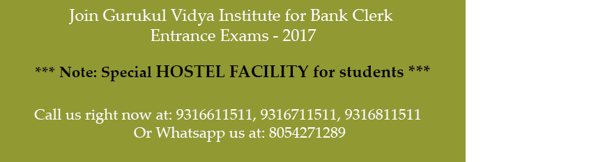 bank clerk coaching in Chandigarh