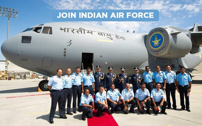 Airforce Coaching in Chandigarh