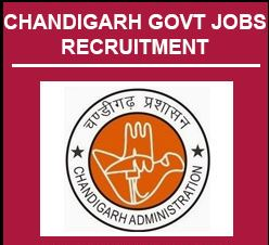 Govt Jobs in Chandigarh Latest 2019 Upcoming